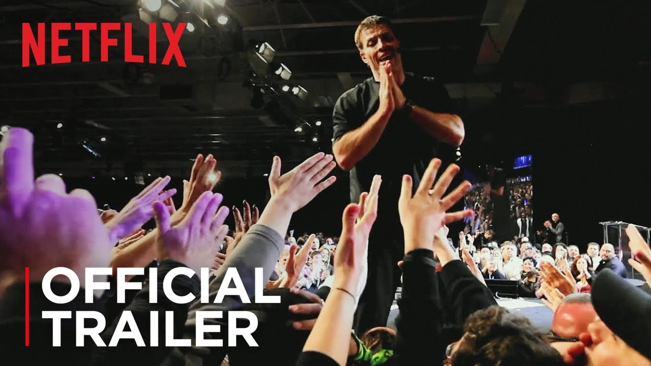Tony Robbins: I Am Not Your Guru (2016) | Recenzja Opinie